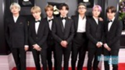 BTS Grammy Awards Wardrobe to Be Displayed at the Grammy Museum | Billboard News