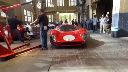 Ford v Ferrari movie - B-Roll