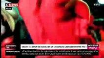 """EXCLU - La chanteuse Larusso pousse un coup de gueule contre """"Sept à huit"""" - VIDEO"""