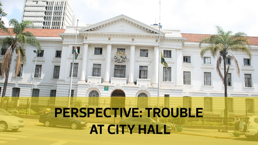 Perspective: Trouble at City Hall