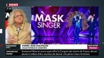 """EXCLU - Pierre-Jean Chalençon: """"'Danse avec les stars' est en fin de vie et 'Mask Singer' avec des gens qui ne savent plus quoi faire pour être médiatisés"""" - VIDEO"""