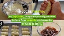 Aprenda a fazer Bombons Prestígio - coco com chocolate (Como fazer Trufas)