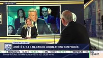 Philippe Riès (AFP) : Arrêté il y a un an, Carlos Ghosn attend son procès - 19/11
