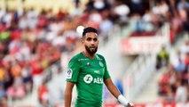 ASSE - Ryad Boudebouz : les chiffres de la saison 2019-2020