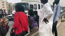 Rocambolesque accident sur l'autoroute à hauteur de Mariama Niasse