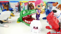 Learn Colors with Baby Skye Chase Paw Patrol for Children Surprise Eggs, Toddlers Colours