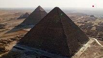 """EXTRAIT """"EGYPTE vue du ciel"""""""