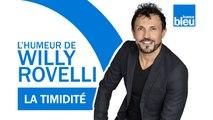 HUMOUR   La Timidité avec Haroun - L'humeur de Willy Rovelli