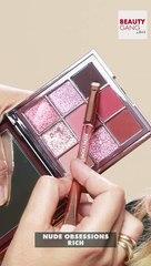 Tutoriel Makeup : Comment utiliser les nouvelles palettes Nude Obsessions de Huda Beauty ?