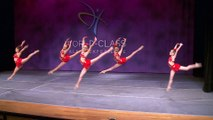 """Dance Moms: Candy Apples Group Dance """"Stand Up"""""""