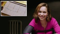 Emilia Clarke Takes a Lie Detector Test