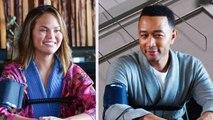 John Legend and Chrissy Teigen Take a Lie Detector Test