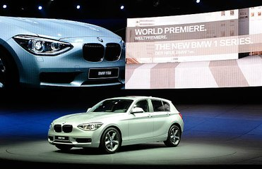 El BMW Serie 1