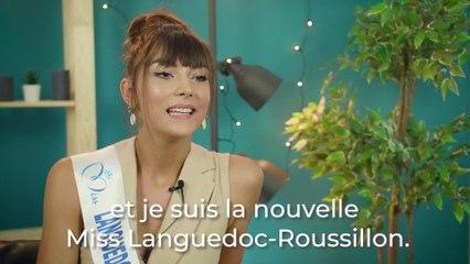 Lucie Caussanel, Miss Languedoc-Roussillon 2019, revient sur l'aventure des Miss