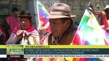 Autoridades de facto bolivianas importarían combustibles por escasez