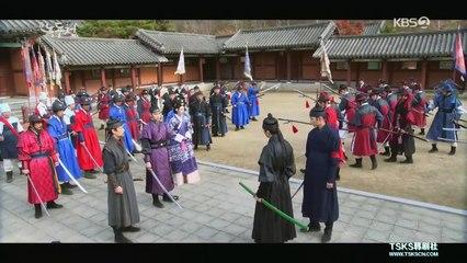 朝鮮浪漫喜劇 綠豆傳 第15集
