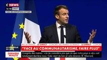 Municipales: Le Président Emmanuel Macron se prononce contre l'interdiction des listes communautaires - VIDEO