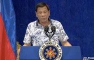 Duterte: No Cabinet post for Robredo because 'I don't trust her'