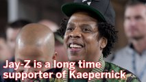Jay-Z Reportedly 'Disappointed' In Colin Kaepernick