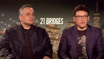 '21 Bridges': The Russo Brothers