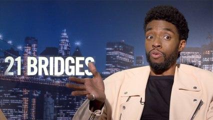 '21 Birdges': Chadwick Boseman