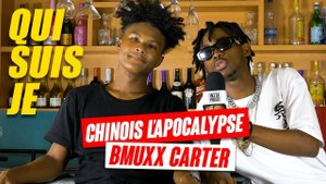 Chinois l'Apocalypse & Bmuxx Carter le duo de feu du RapIvoire #QUISUISJE