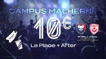 Bande-annonce Soirée Campus Malherbe pour les étudiants