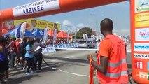 Marathon de Côte d'ivoire | Focus sur Justilin Foimi puissance 3
