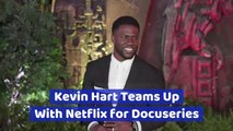 Kevin Hart's New Netflix Project