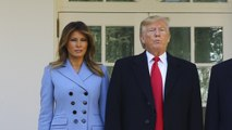 Melania Trump Caught Off-Guard: Trump's Surprise Hospital Visit