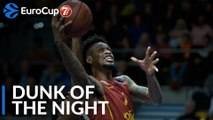 7DAYS EuroCup Dunk of the Night: Greg Whittington, Galatasaray Doga Sigorta Istanbul