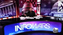 Alex Jones Challenges Joe Rogan And Edward Snowden