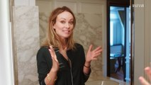Olivia Wilde's Nighttime Skincare Routine | Go To Bed With Me