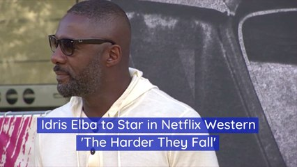 Idris Elba Joins This African American Western