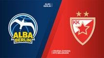 ALBA Berlin - Crvena Zvezda mts Belgrade Highlights | Turkish Airlines EuroLeague, RS Round 9