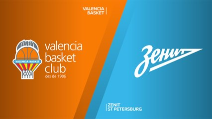EuroLeague 2019-20 Highlights Regular Season Round 9 video: Valencia 94-90 Zenit