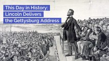 The Famous Gettysburg Address
