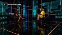ITV Election Interviews with Swinson, Sturgeon and Farage