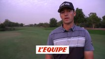 Victor Perez prêt pour la finale - Golf - Tour européen