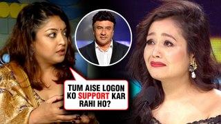 Tanushree Dutta SLAMS Neha Kakkar For Supporting Anu Malik  Sona Mohapatra REACTS