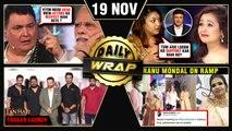 Arpita - Aayush ANNIVERSARY Party, Kriti Dating Pulkit, Tanhaji Trailer Launch | Top 10 News