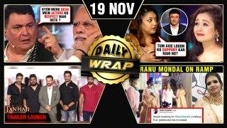 Arpita - Aayush ANNIVERSARY Party, Kriti Dating Pulkit, Tanhaji Trailer Launch   Top 10 News