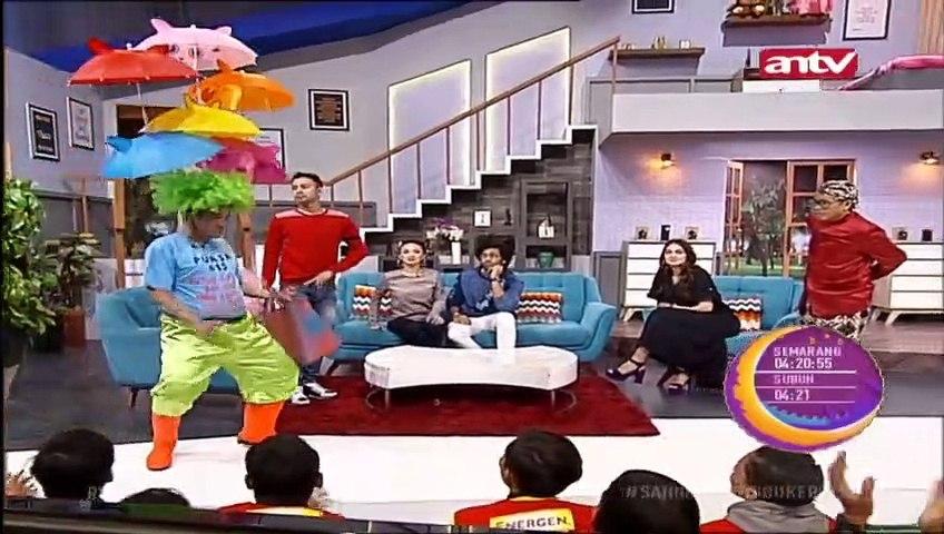 Shashank Vyas Bingung Pilih Ayu Atau Gotik! - Sahurnya Pesbukers - ANTV 20 Mei 2019