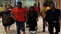 Kapil Sharma celebrates Ginni Chatrath's birthday with Bharti Singh and Mika