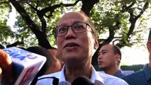 Aquino to Duterte: If you don't trust Robredo, why appoint her?