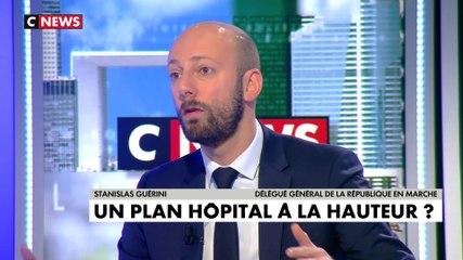 Stanislas Guerini - CNews mercredi 20 novembre 2019