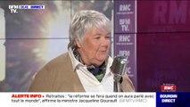"""Jacqueline Gourault: """"On ne va pas supprimer la taxe foncière"""""""