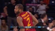 Arar provided Galatasaray spark, Harrison and Whittington delivered KO