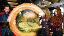Batman VS Avengers & Justice League with No Super Powers! The Sean Ward Show