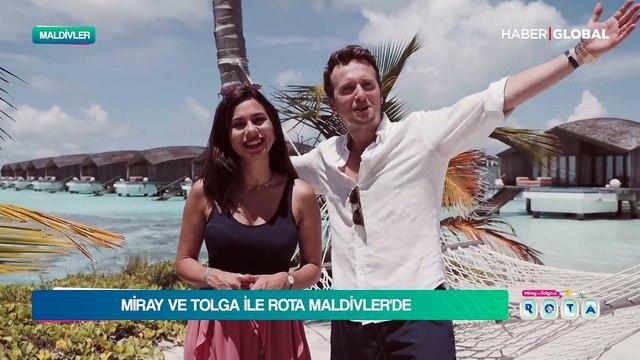 Dünyanın En Egzotik ve Romantik Adaları Maldivler / Miray ve Tolga ile Rota / Bölüm 4